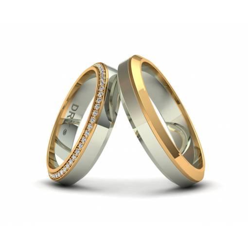 Alianzas biseladas con Diamantes