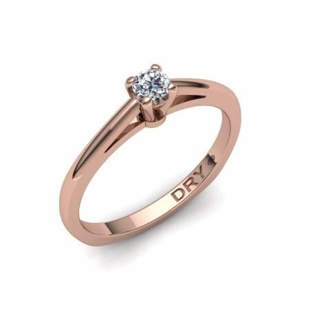 0.10 carats diamond ring
