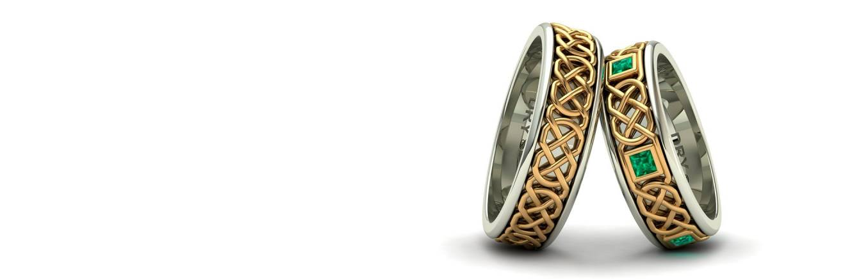 Alianzas de boda celtas | Consulta precios