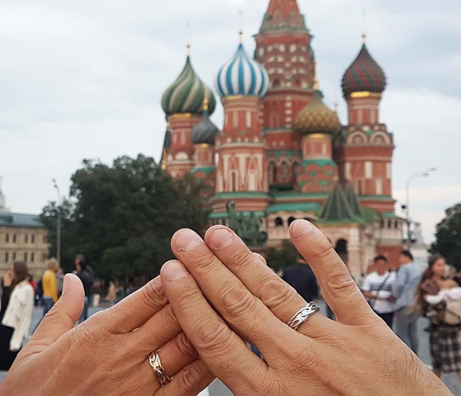 Alianzas nudos celtas en Moscú